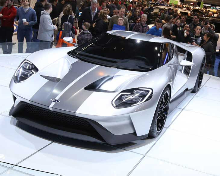 Designer of Detroit Hottest Supercar – Ford GT – Speaks