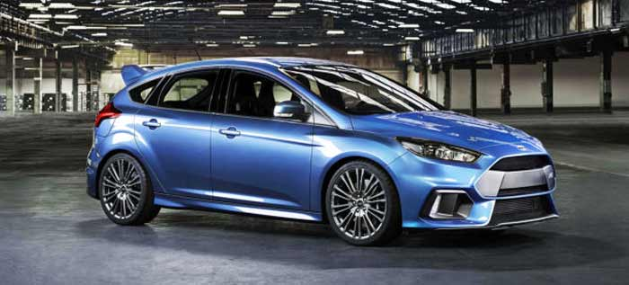 The All-new 2016 Ford Focus Will Start Its Journey Next Spring