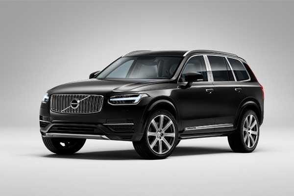 Volvo's New Flagship Car Is Mesmerizing