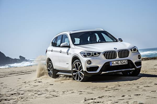 The Newest BMW X1 Has Some Big Changes