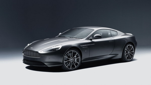 The New Aston Martin DB9 GT