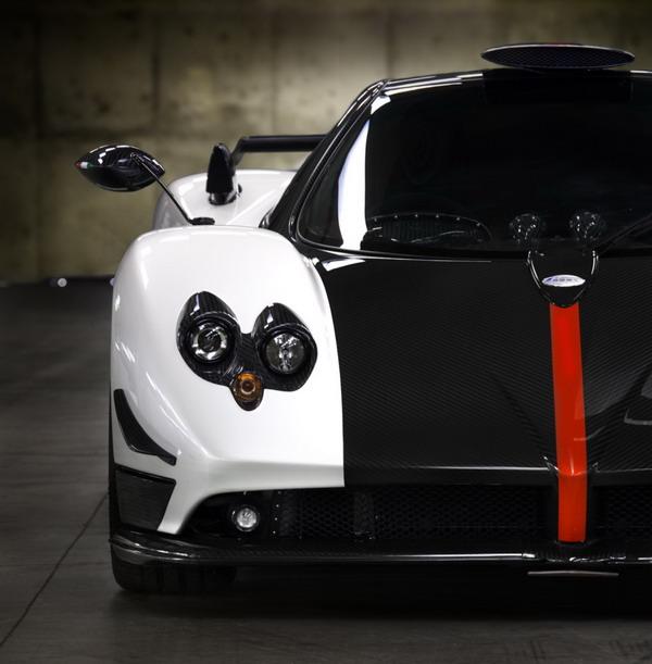 Pagani Zonda Cinque Roadster-3
