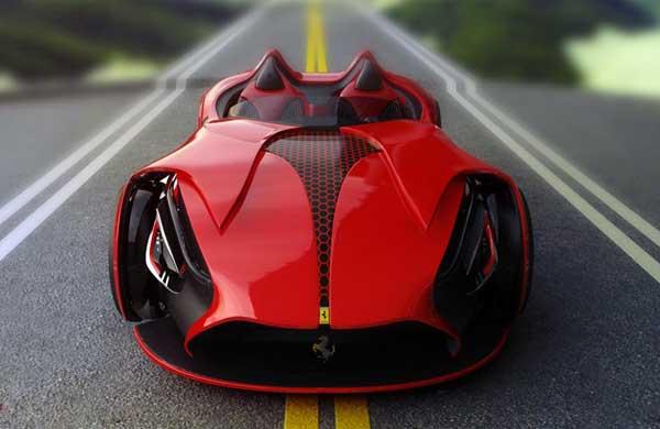 Ferrari-Millenio-1