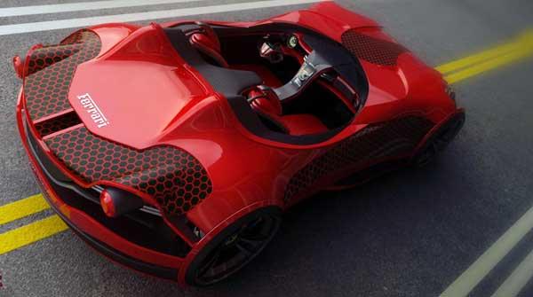 Ferrari-Millenio-2