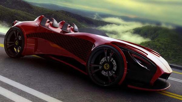 Ferrari Millenio-3