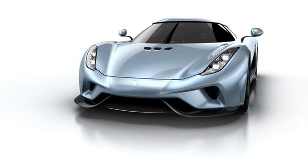 Koenigsegg – Regera New Era