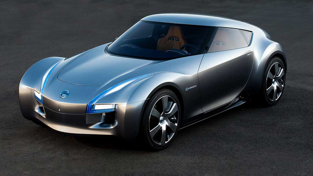 Nissan ESFLOW Electric Sports Car