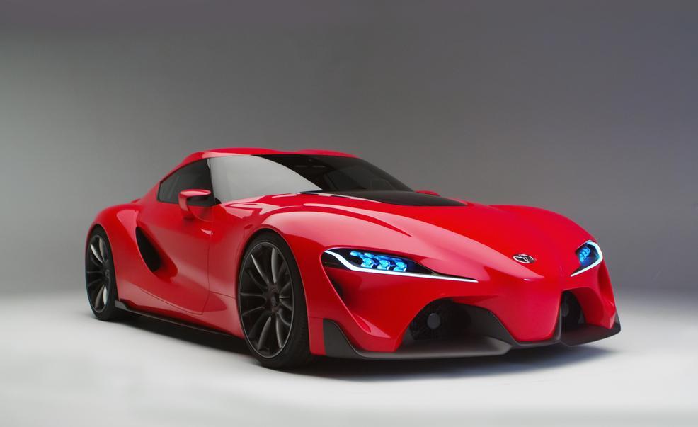 2018 Toyota Sports Car FT-1