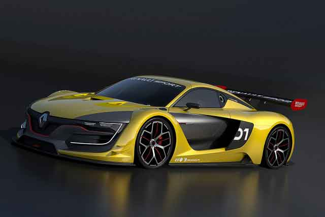 Renault Sport R.S.01 – A Racing Car