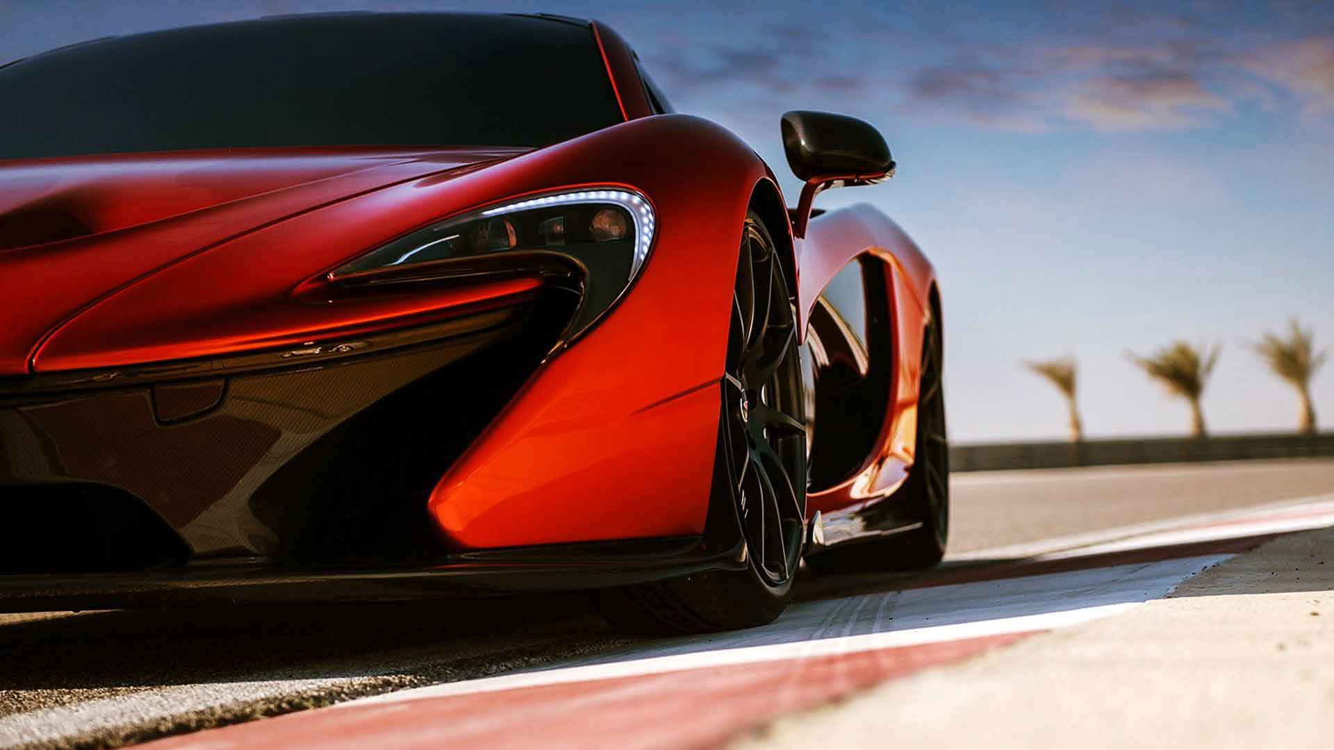 McLaren P1 – HD Wallpapers