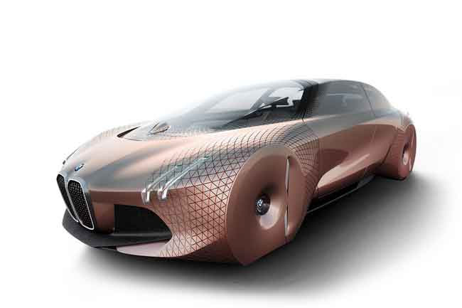 BMW – Vision Next 100