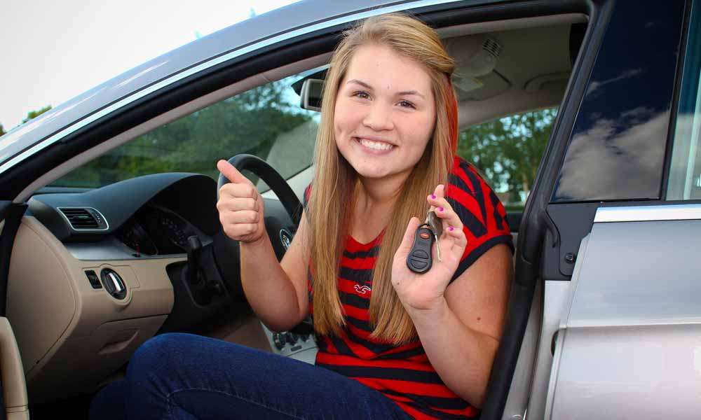 Improving Your Skills As A New Driver