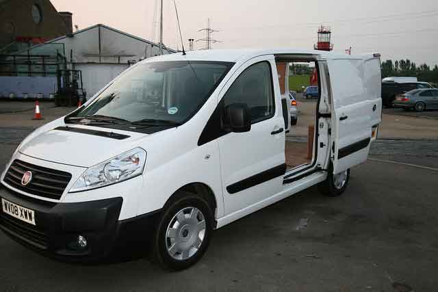 Where to Buy a Used Van