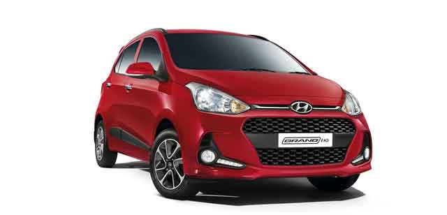 Hyundai Grand i10 – Top 5 Features