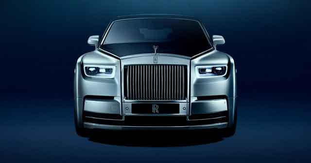 2018 Rolls-Royce Phantom Unveiled
