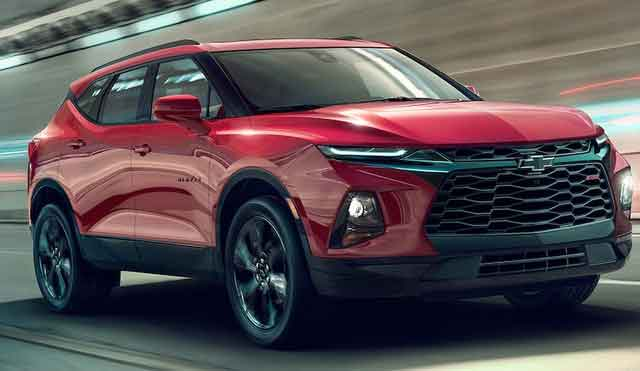 The Exciting New 2019 Chevrolet Blazer