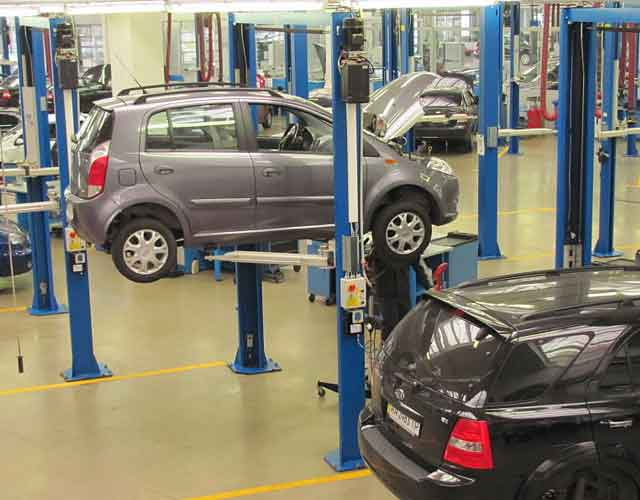 Vehicle Repair – Tips for Choosing a Suitable Garage