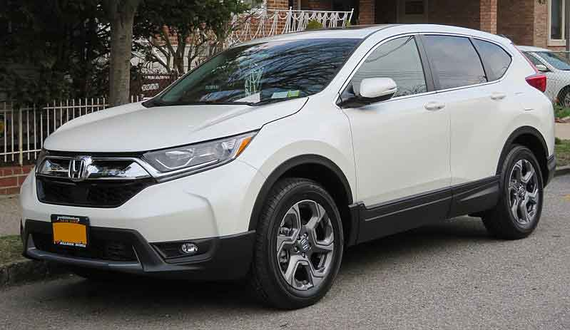 Fifth generation Honda CR-V