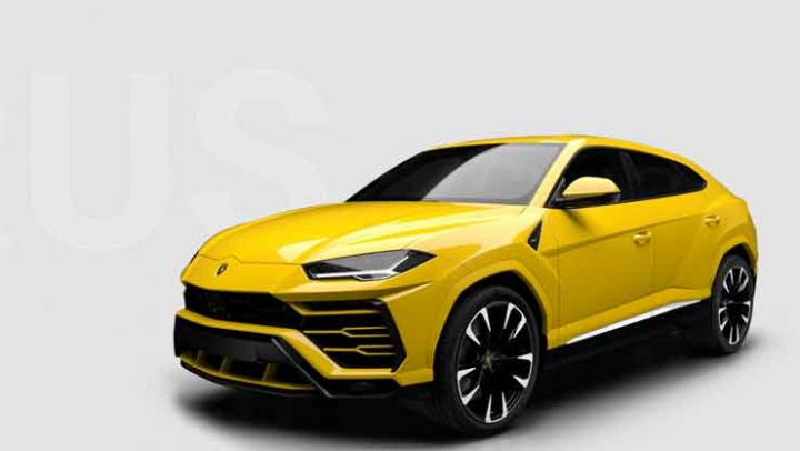 2020 Lamborghini Urus – MANSORY