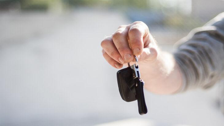 first car keys