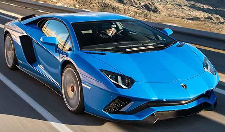 2021 Lamborghini Aventador Review