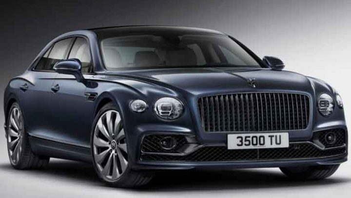 BENTLEY Flying Spur The most Luxurious Car 2020