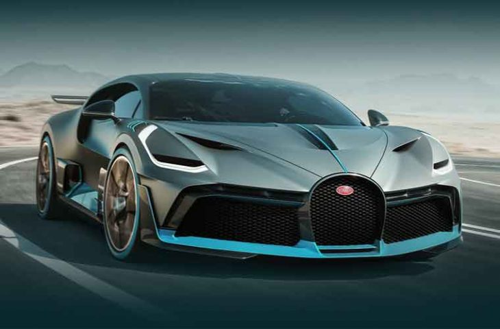 Bugatti Cars – The Most Expensive and Leading Ones