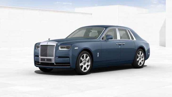The Topmost Luxury Autocar – Rolls Royce Phantom