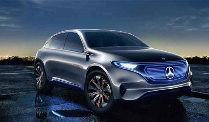 Mercedes eq vision