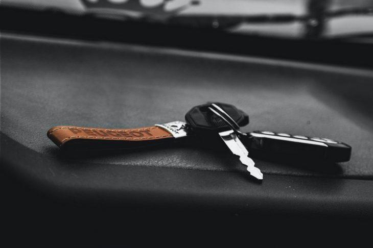 hand over the keys